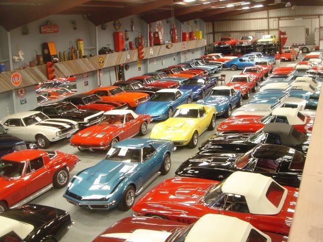 colecionadores de Carros antigos